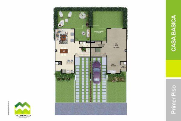 01 - Casas norte de cali - casas nuevas