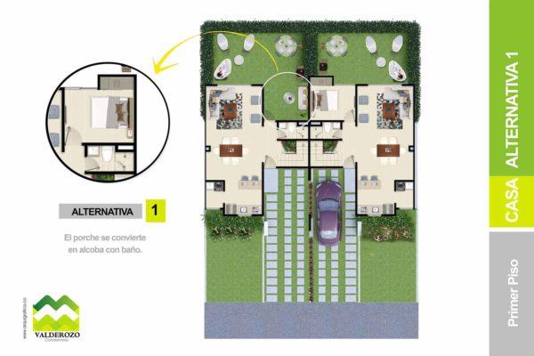 02 - Casas norte de cali - casas nuevas