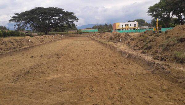 20 ene 2020 Excavación casas 301 a 312