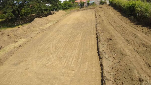 Primeras excavaciones 11 de enero 2020