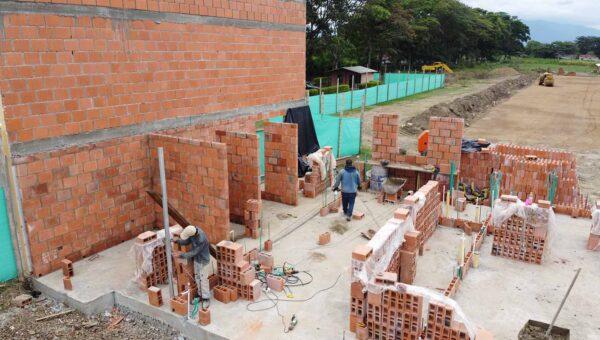 2020 Feb 26 Mampostería primer piso casas 403 a 406